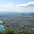 Mont Veyrier, vue sur Annecy (74)