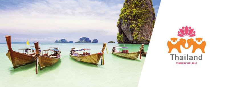 Thaïland Stampin'up Katia Nésiris