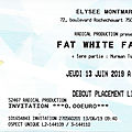 Fat white family - jeudi 13 juin 2019 - elysée montmartre (paris)