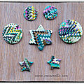 Bargello scrap