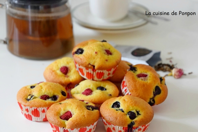 muffin fruits rouges (8)
