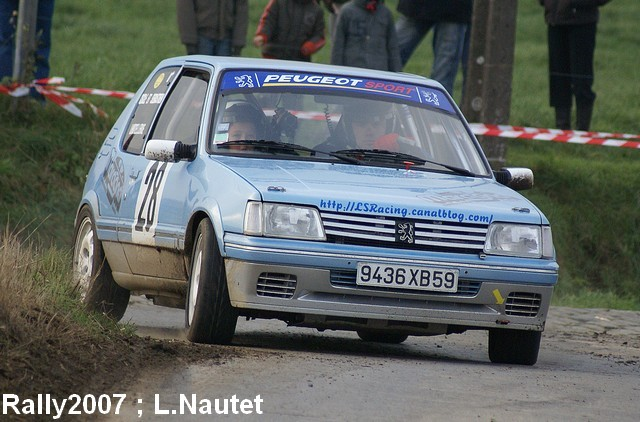 Merci Rally2007