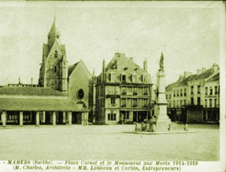 Le 9 février 1790 à Mamers : serment de la nouvelle municipalité, « don » patriotique et contrôle des marchés.