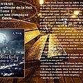 Extraits - blackely, gardienne de la nuit - t1 - la mort est une compagne fidèle