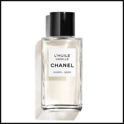 chanel l huile vanille
