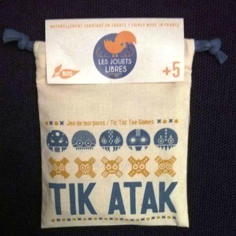 Tik Atak (Milk&Green) ©Kid Friendly