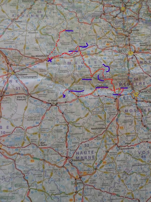 Vacances Meuse - 14-
