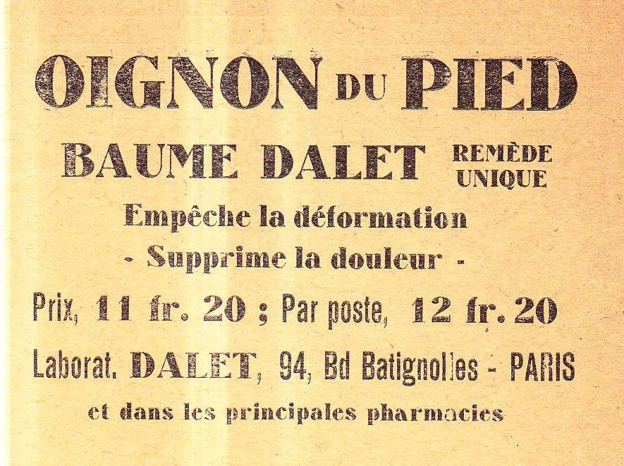 Lou Garounés 1931 Publicités (30)