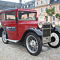 Bmw 3/15 ps berline 1929