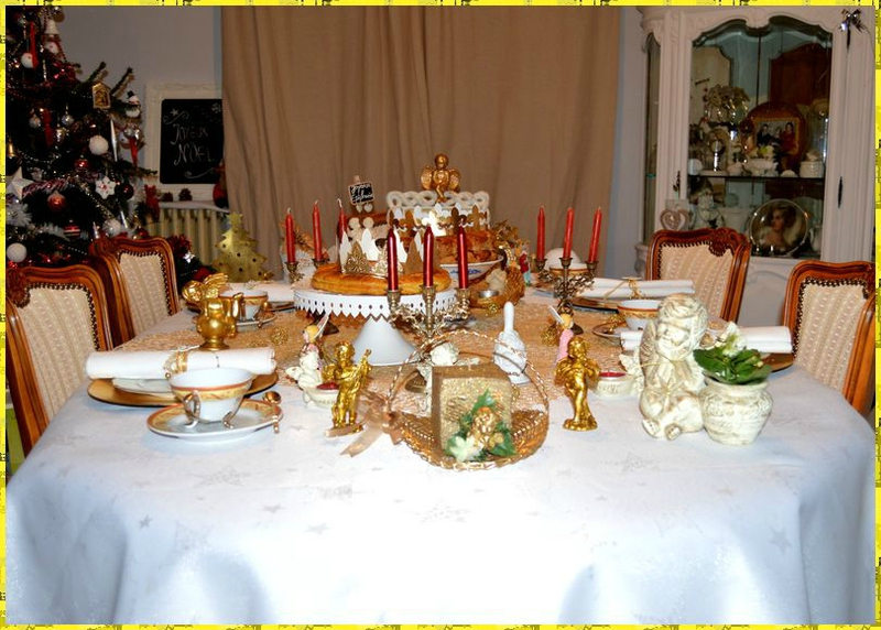 Table epiphanie