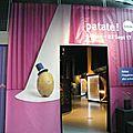 Nuit des musées: exposition patate au forum des sciences
