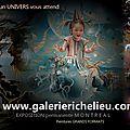 Expo galerie richelieu - montréal