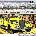 L'enigme de la ford jaune