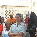 Soeur Celine, repart le 3 juin 2014 en Inde