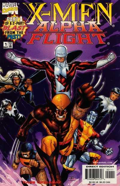 x-men alpha flight 01