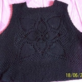 J- crochet vêtements