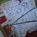 valscrap - challenge francophonie - sujet 2 - journaling