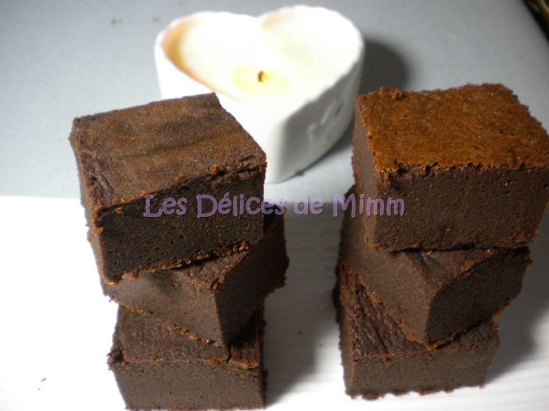 Fondant Au Chocolat Au Lait Concentre Sucre Les Delices De Mimm