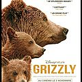 Grizzly - film documentaire - 05/11/2014