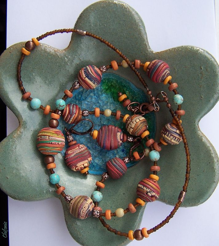 collier bo_Azteque