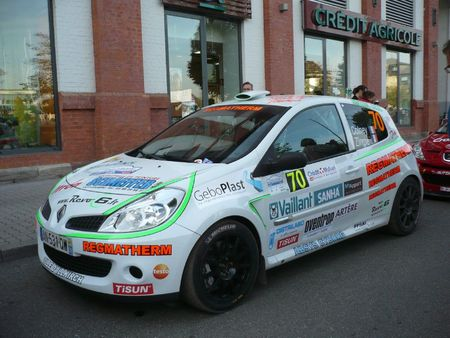 RENAULT Clio RS R3 n°70 Rallye de France-Alsace Illkirch (1)