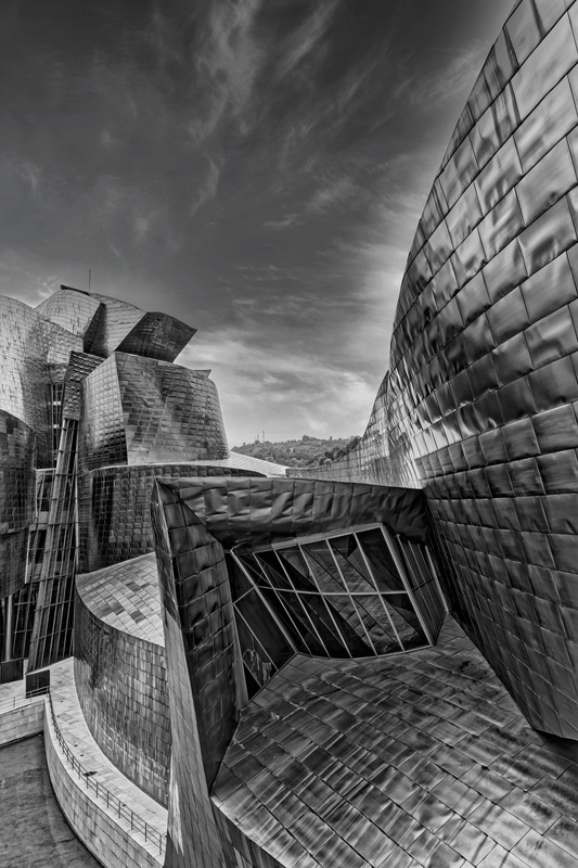 Guggenheim B&W 3