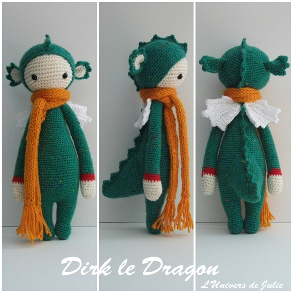 Dirk le dragon blog