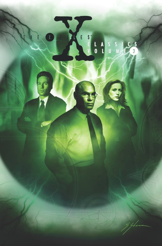 IDW x-files classic vol 3 HC