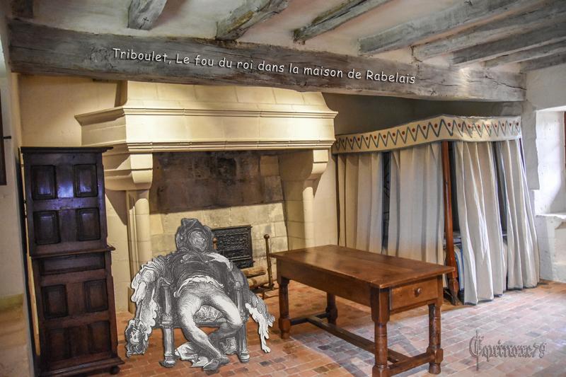 Triboulet Le fou du roi dans la maison de François Rabelais La devinière