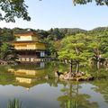 2- le temple d'Or à Kyoto