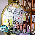 Scrap bidouille - home déco