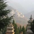 Haut des pagodes