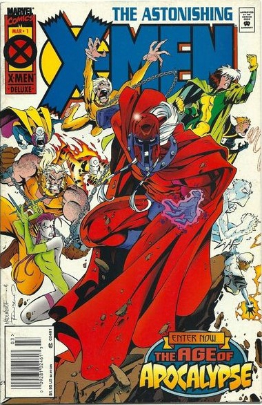 age of apocalypse astonishing x-men 1