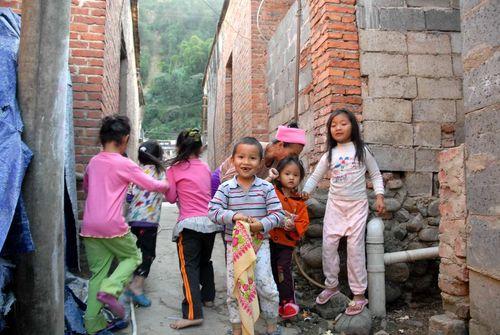Les minorités Dai de Mengla