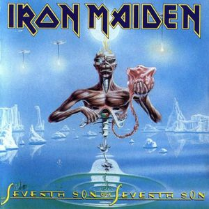 Iron Maiden - Seven Son Of A Seven Son