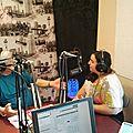 Passage sur radio dfm930 de castéra-verduzan