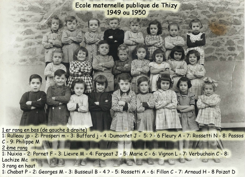 1949-50-THIZY MATERNELLE copie