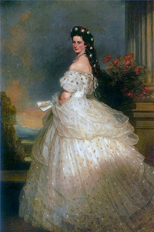Winterhalter_Elisabeth_in_true_collours