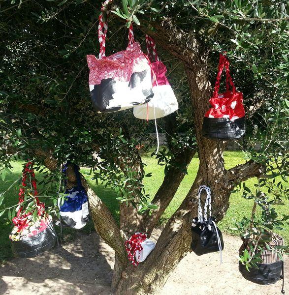 arbre à sacs