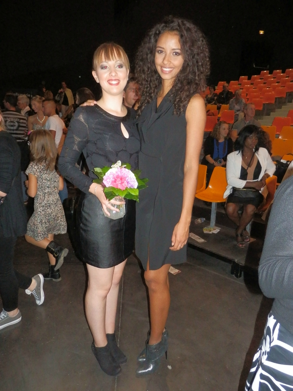 Madeline et Flora Coquerel Miss France 2014
