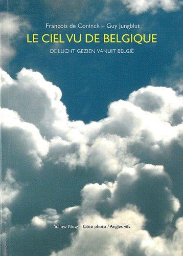 ciel vu de belgique