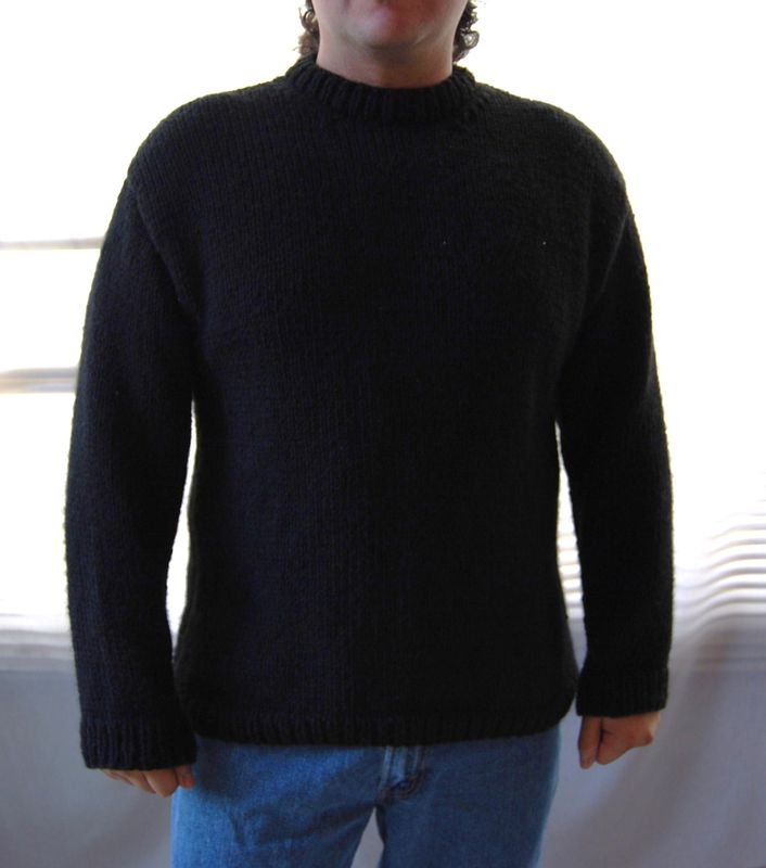 pull homme 2009