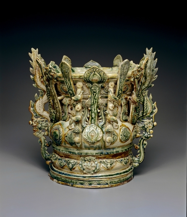 Censer, Vietnamese, 15th–16th century