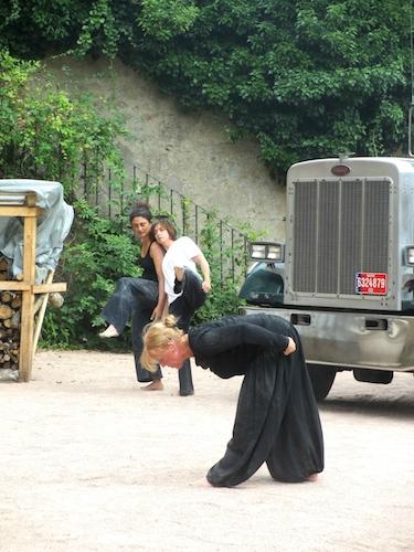 Martine Sénéchal danseuse Chorégraphe