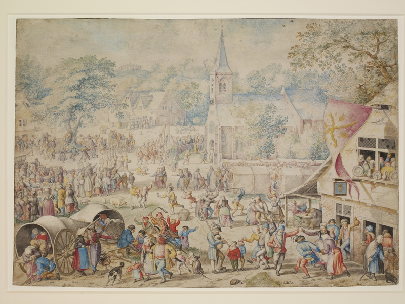 A_Village_Kermis_Jacob_Savery_1598_c_Victoria_and_Albert_Museum_London