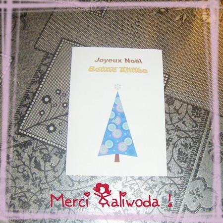 carte 2013 Kaliwoda