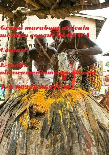 Grand marabout africain OLOUWA vous aide à Attirer l'amour de votre choix