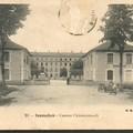 Issoudun - La caserne Chateaurenault