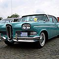 Edsel pacer 4door sedan-1958