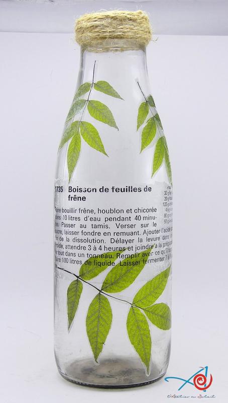 Bouteille altérée - Altered bottle